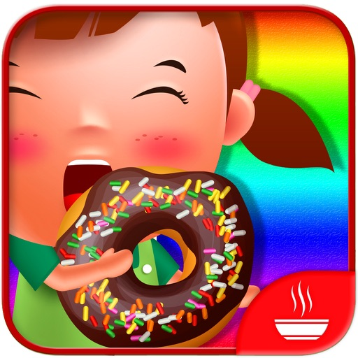 My Special Donut Maker Sweet Donut Game