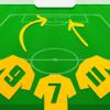 足球戰術PRO - 教練戰術布陣數據平台