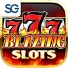 Blazing 7s - オンラインカジノスロットゲーム - iPadアプリ