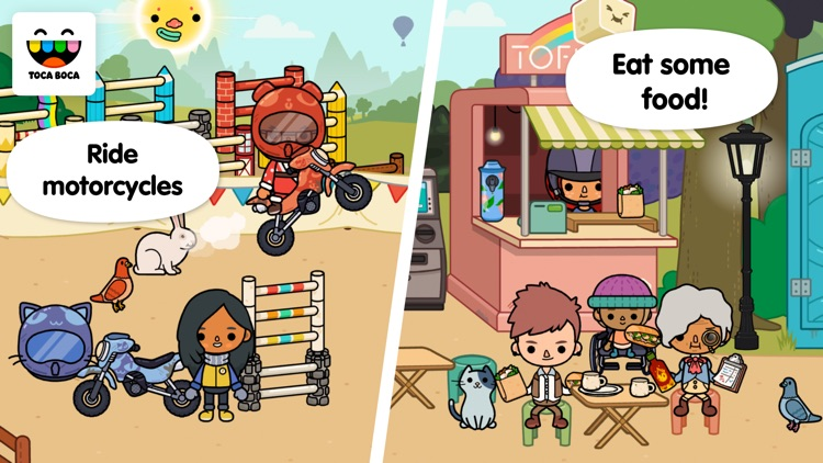 Toca Life: Stable screenshot-3