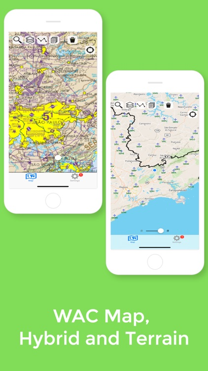 Airmap - Maps and Charts screenshot-4