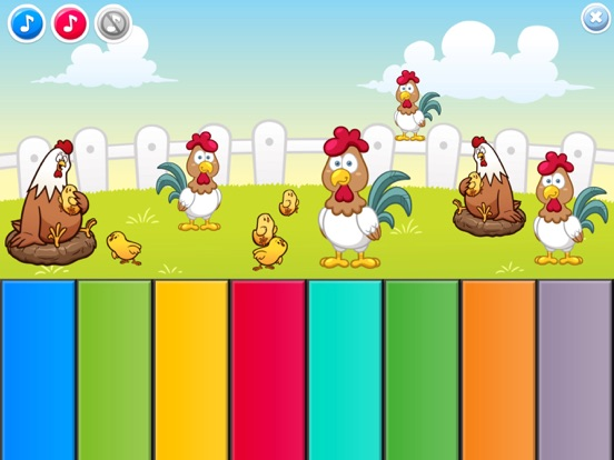 Piano Baby Games for Girls & Boys one year olds screenshot 9