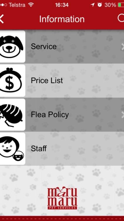 Maru Maru Pet Services screenshot-3