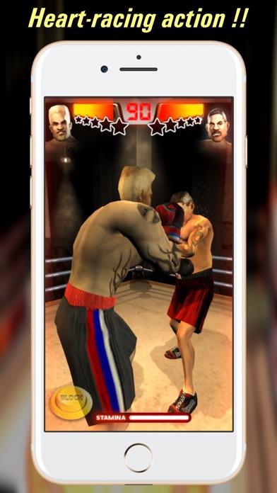 Iron Fist Boxing Lite Screenshot 2