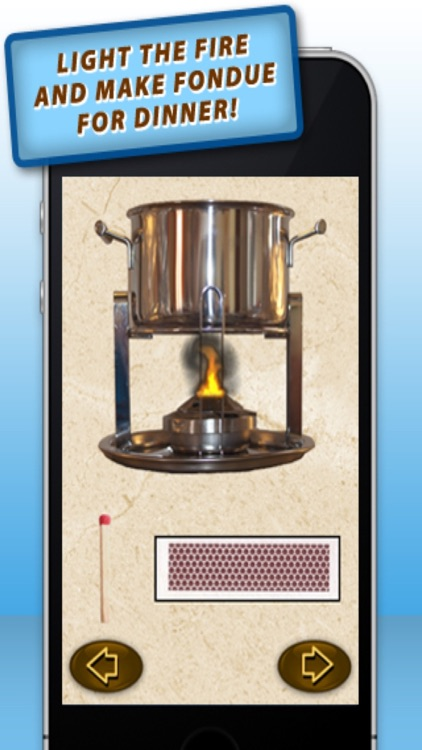Fondue Maker screenshot-1