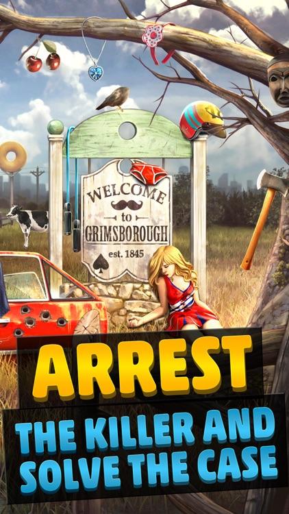 Criminal Case screenshot-4