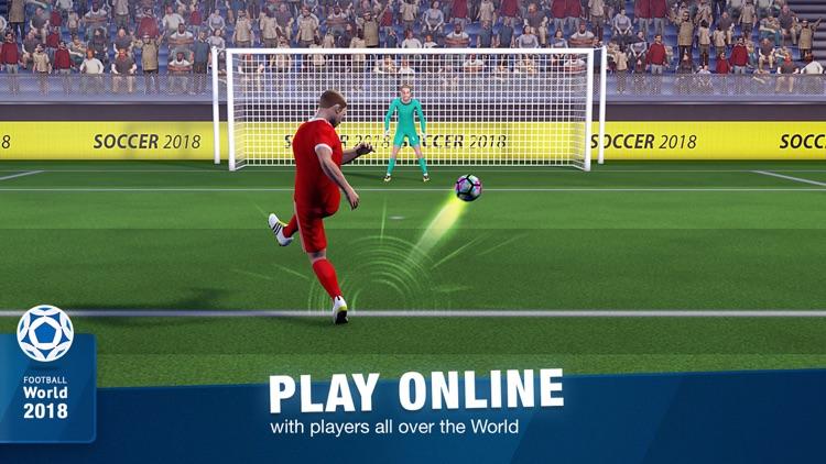 FreeKick Soccer 2018 screenshot-6