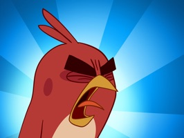Stick a bit of Angry Birds attitude onto your iMessages