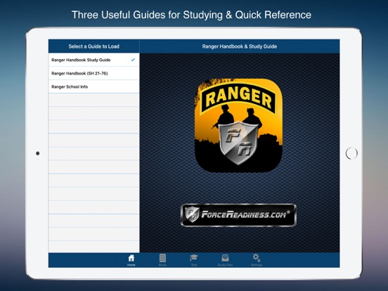 Ranger Handbook & Study Guide screenshot 6