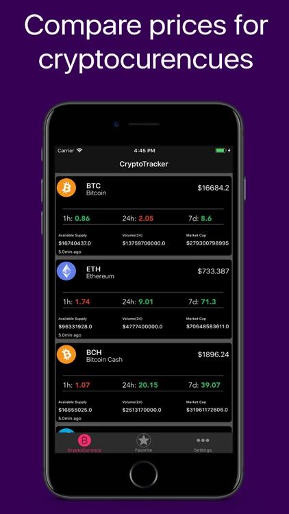 Crypto Tracker Pro screenshot-4