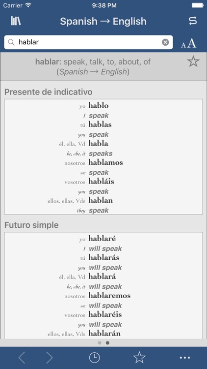 Collins Spanish-English