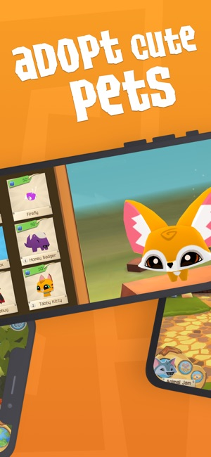 Image of: Den Screenshots Itunes Apple Animal Jam Play Wild On The App Store