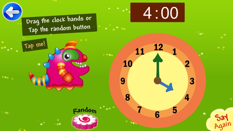 Clock Challenge Lite screenshot-1