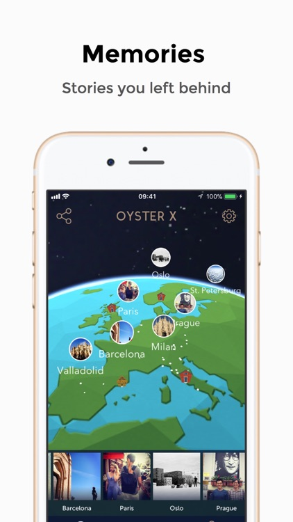 OysterX: Travel Tracker & Log screenshot-3