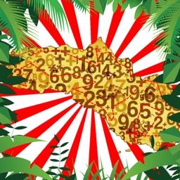 Sumba - Number math puzzle
