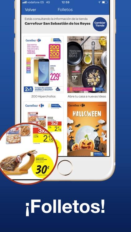 Mi Carrefour: Cupones & Ahorro screenshot-3