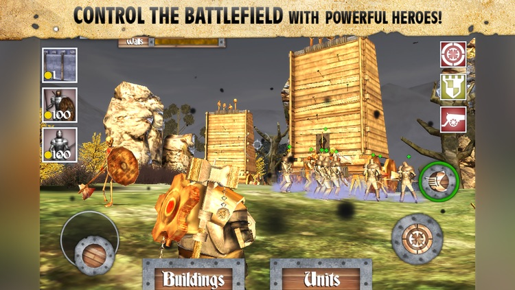 Heroes and Castles Premium screenshot-3