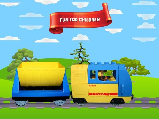 Скачать игру Alphanumeric Trains