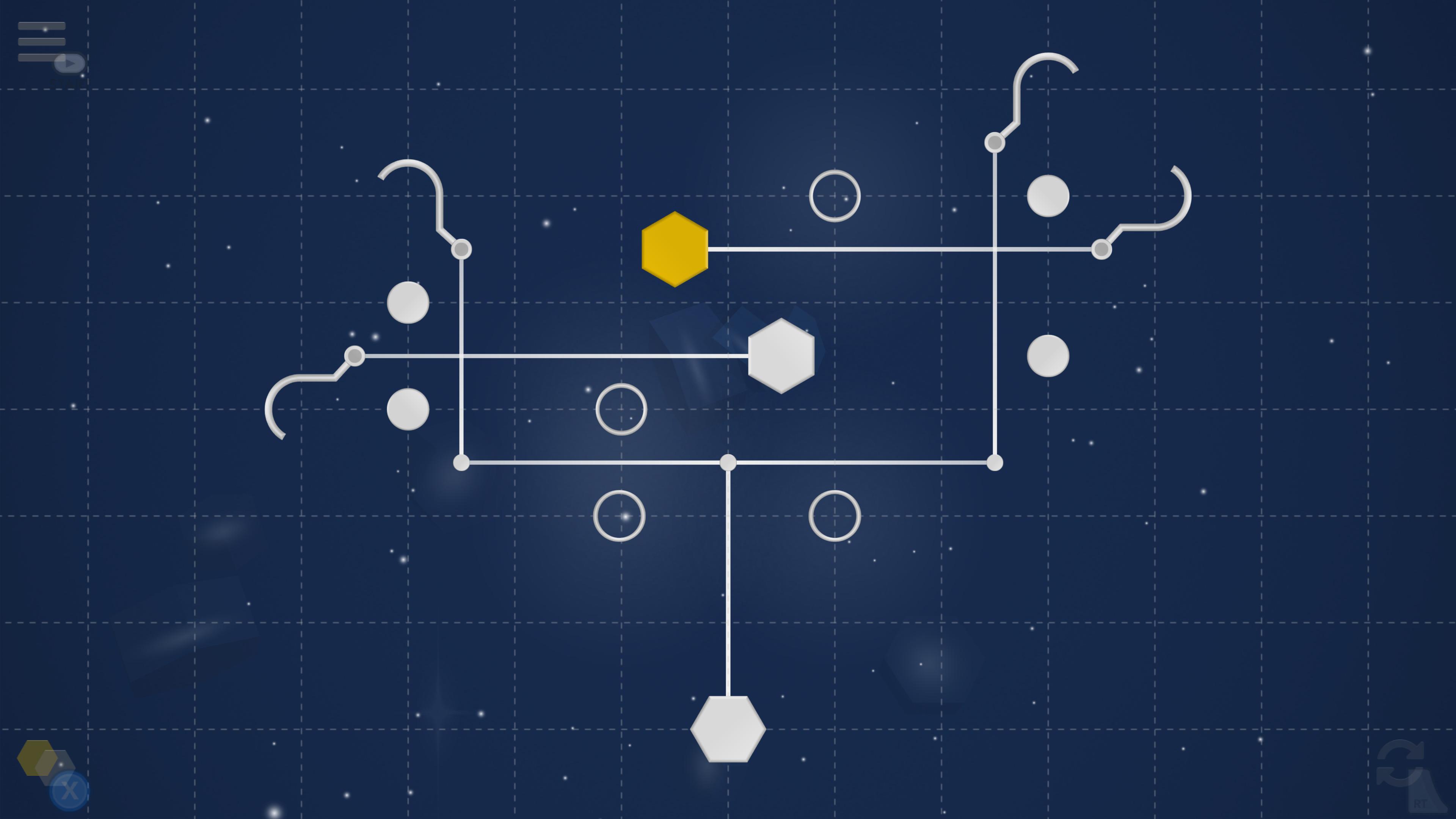 SiNKR: A minimalist puzzle screenshot 11