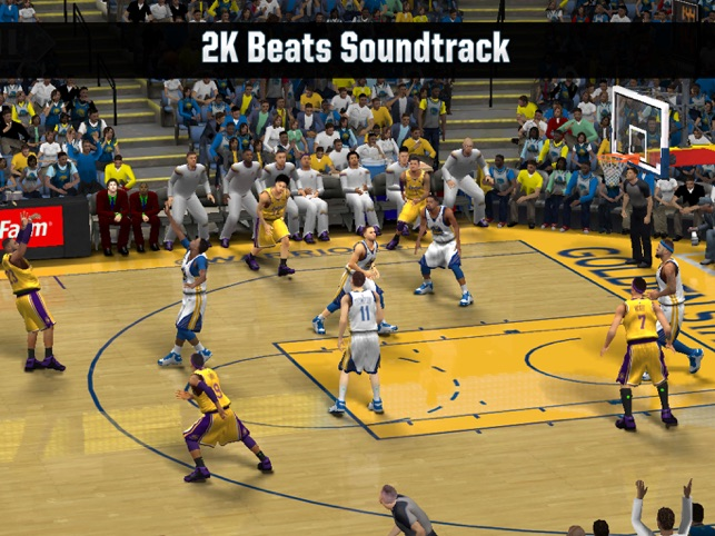 NBA 2K19 Screenshot