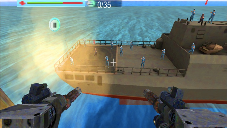 Helicopter Gunship Strike screenshot-3