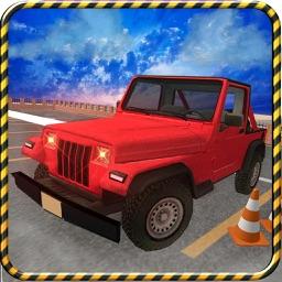 City Traffic Parking Simulator
