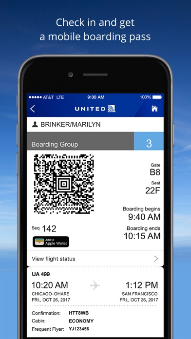 United Airlines Revenue Download Estimates Apple App Store Us