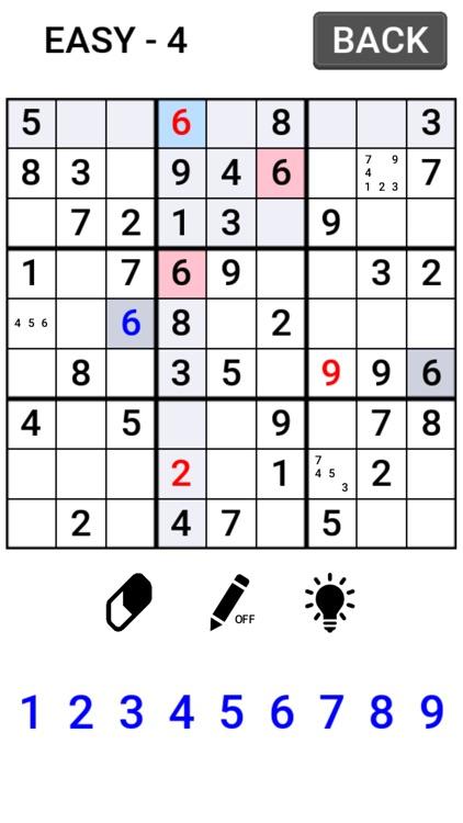 Sudoku : Brain-teaser