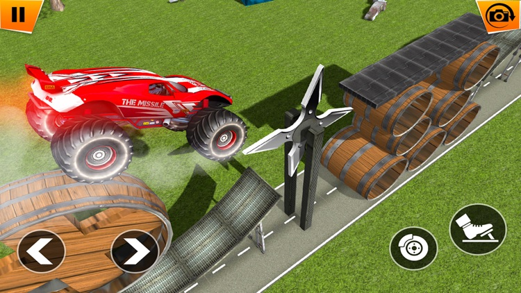 Extreme Racing Car Stunts