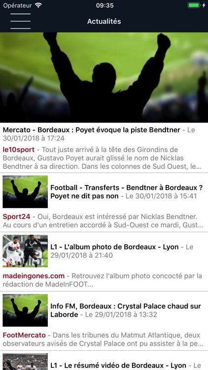 Bordeaux actu en direct