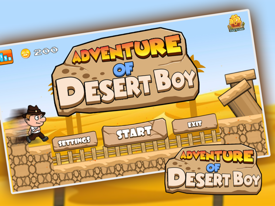 Ted Adventure-The Desert World | App Price Drops