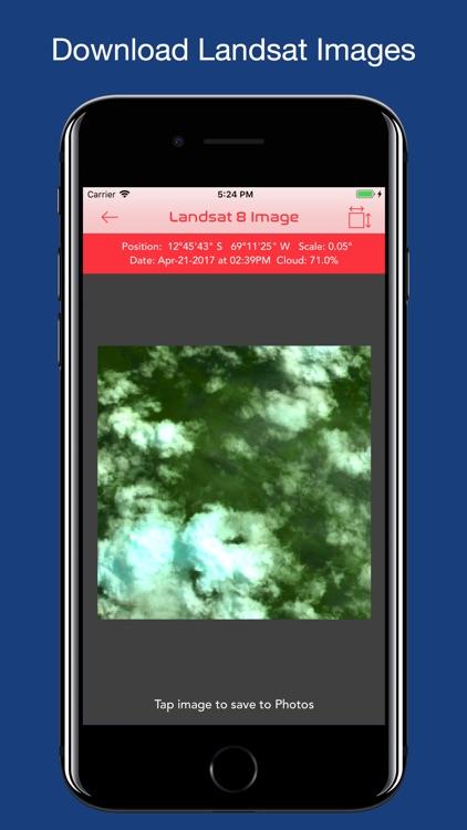ISS Real-Time Tracker screenshot-3