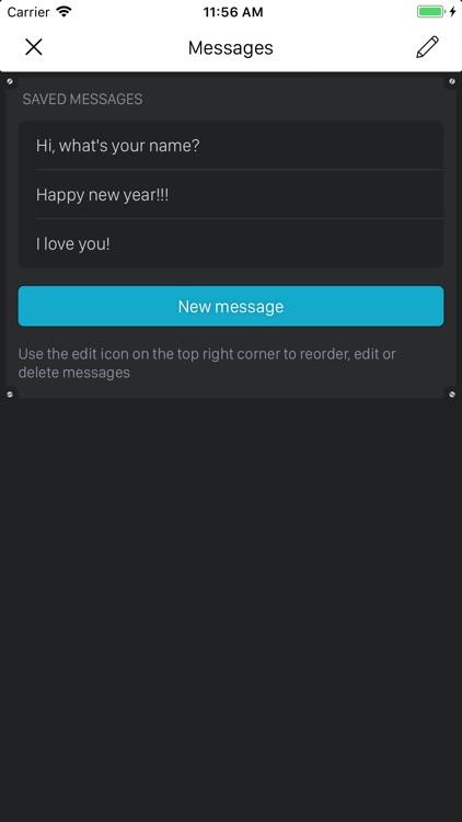 LEDit – The LED Banner App screenshot-3