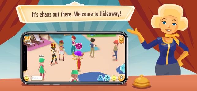 hotel hideaway on the app store