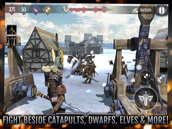Игра Heroes and Castles 2 Premium