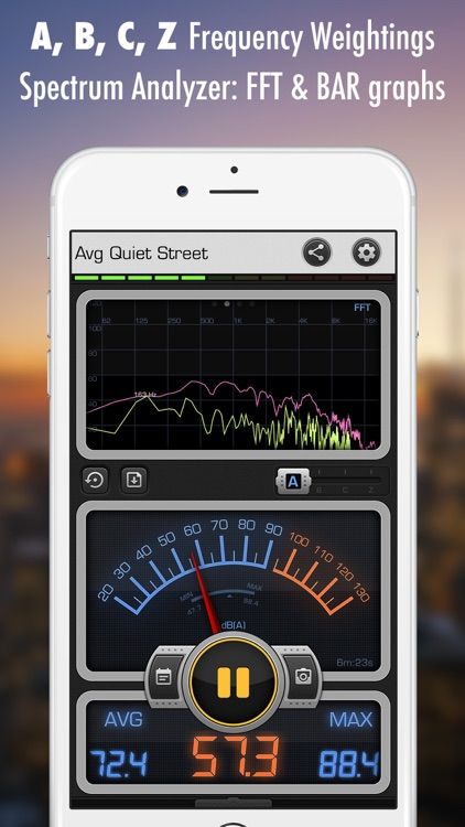 Decibel Meter App Iphone