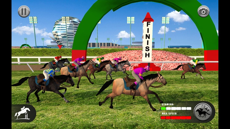 Horse Racing Championship 2018 screenshot-7