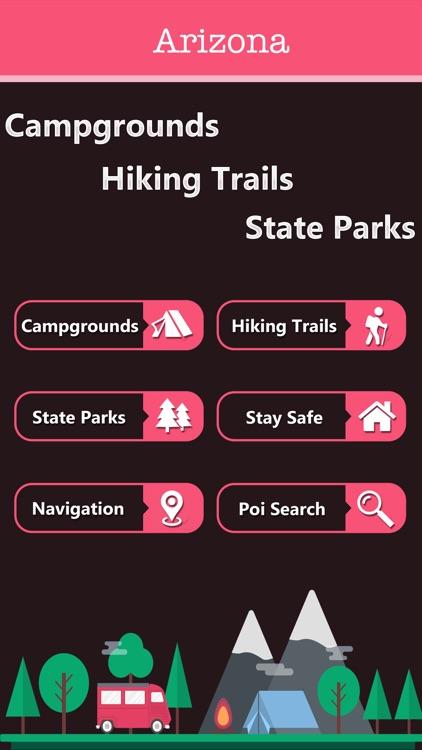 Arizona Camping & State Parks