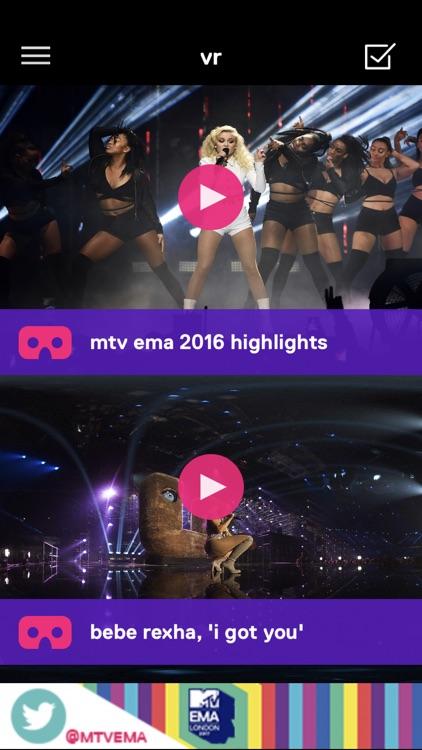 MTV EMA screenshot-4