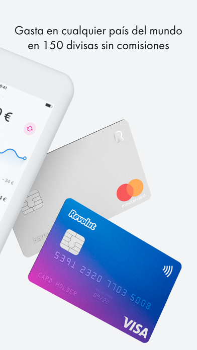 Screenshot for Revolut - Mejor que tu banco in Peru App Store