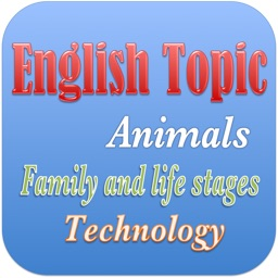 English Vocabulary Topics Pro