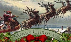 Santa's Christmas Wonderland