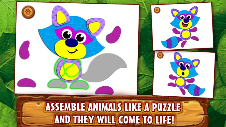 Puzzle Games for Kids Toddlers
