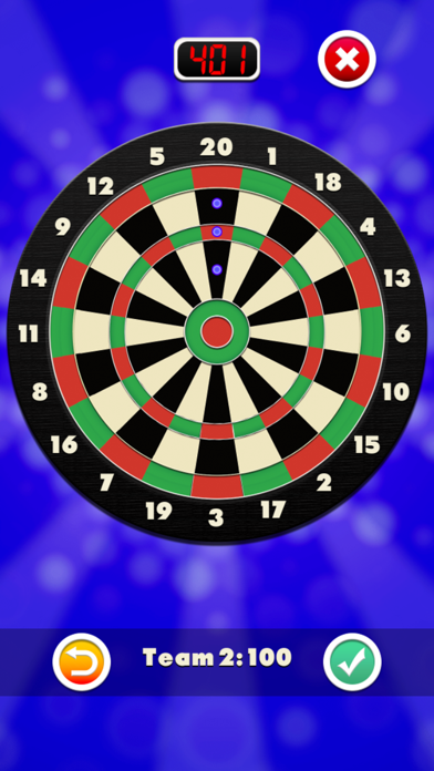Easy Darts ScreenShot2
