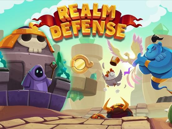 帝国守卫战 (Realm Defense)