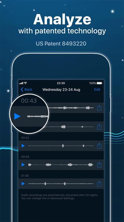 Sleep Cycle alarm clock screenshot-9