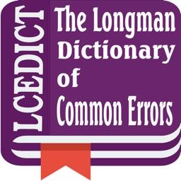 LCEDict -Longman Common Errors