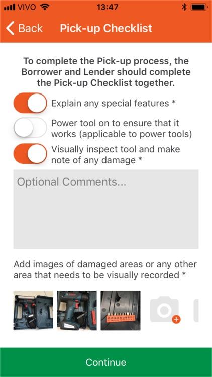 ToolShed App screenshot-3