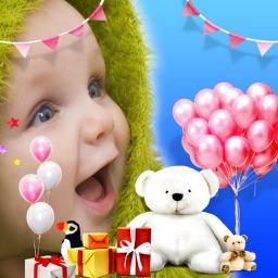 Birthday Photo Frames :)