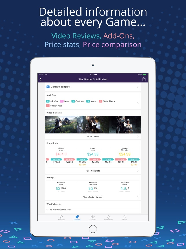 PS Deals on the App Store